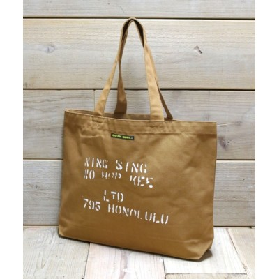 GREEN BOWL / GREEN BOWL Canvas Tote Bag/グリーンボウル キャンバス トート バッグ MEN バッグ > トートバッグ