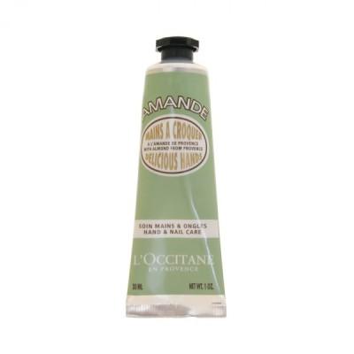 ロクシタン アマンドシェイプ スムースハンドクリーム(箱付)30ml (ハンドクリーム)