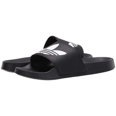 アディダス Adilette Lite メンズ サンダル Core Black/Footwear White/Core Black