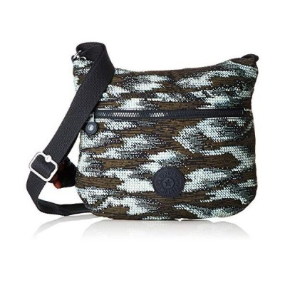 Kipling Arto, Women's Cross-Body Bag, Multicolour (Dynamic Dots) 並行輸入品
