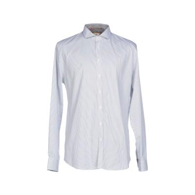 Q1 シャツ ダークグリーン 44 コットン 100% シャツ