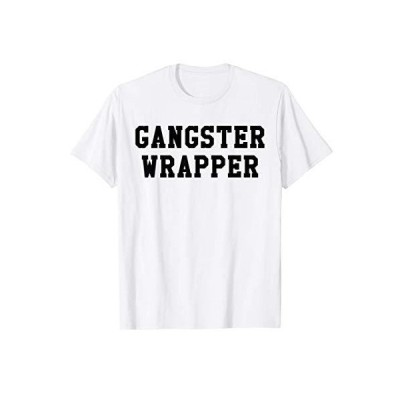 Gangster Wrapper ShirtGangsta Ugly Christmas Funny ギャングラッパー Tシャツ