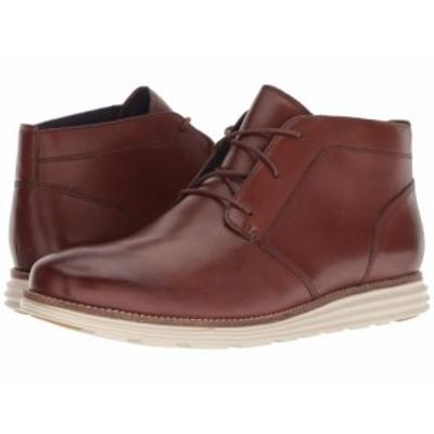 Cole Haan コールハーン メンズ 男性用 シューズ 靴 ブーツ チャッカブーツ Original Grand Chukka Woodbury Leather/Ivory【送料無料】