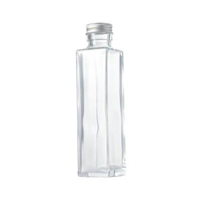 ハーバリウム瓶 スクエア164ml フタ付き