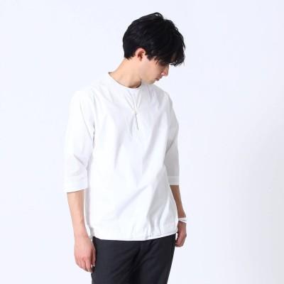 ドレステリア DRESSTERIOR タイプライター NANO-WINGシャツ (ホワイト)