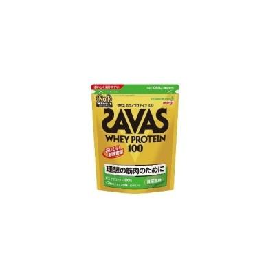 ザバス(SAVAS) ホエイプロテイン100 抹茶風味 1050g