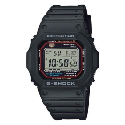 カシオ CASIO 腕時計 GW-M5610U-1JF Gショック G-SHOCK メンズ 電波ソーラー 樹脂バンド デジタル(国内正規品)