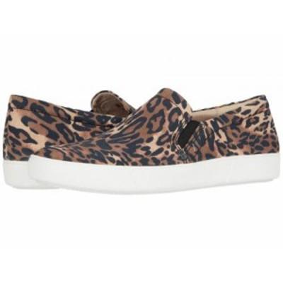 Naturalizer ナチュラライザー レディース 女性用 シューズ 靴 スニーカー 運動靴 Marianne Dark Brown Cheetah Microfiber【送料無料】
