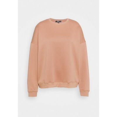 ミスガイデッド パーカー・スウェットシャツ レディース アウター CREW NECK  - Sweatshirt - rose