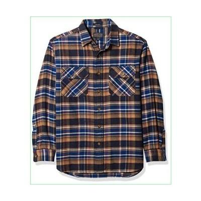 Pendleton メンズ 長袖 スーパーソフト バーンサイド フランネルシャツ US サイズ: Medium カラー: ブルー【並