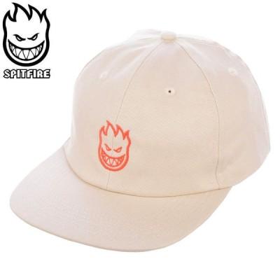 スピットファイヤー SPITFIRE ベースボールキャップ LIL BIGHEAD HAT グレー×レッド NO80