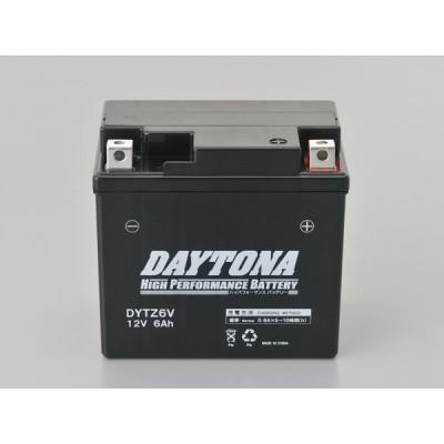 DAYTONA (デイトナ) バイク用 バッテリー ハイパフォーマンスバッテリー DYTZ6V 98308