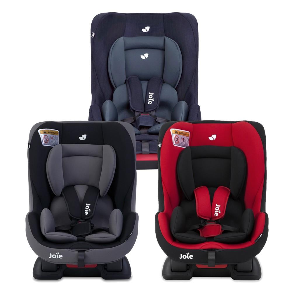 奇哥Joie tilt 0-4歲雙向汽車安全座椅-灰黑/紅黑/藍