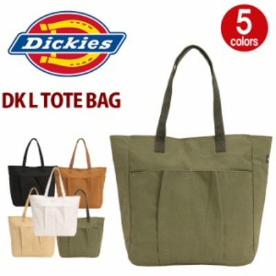 【SALE】 Dickies ディッキーズ トートバッグトート DK L TOTE BAG 14074300 トートバッグ バッグ 送料無料