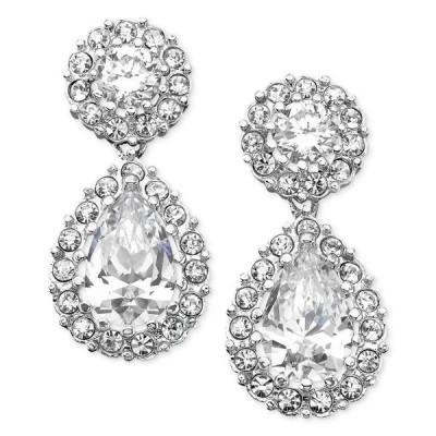 エリオット ダノリ レディース ピアス・イヤリング アクセサリー Cubic Zirconia Pear Drop Earrings