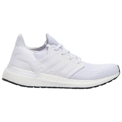 アディダス メンズ ウルトラブースト adidas Ultraboost 20 ランニングシューズ White/White/White