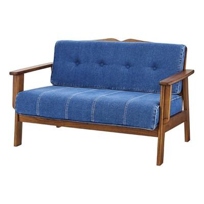 OK-DEPOT furniture 家具 ソファ オズウェル NS-619BL 送料無料 おしゃれ インテリア リビング ダイニング 寝室 デザイン シンプル ナチュラル