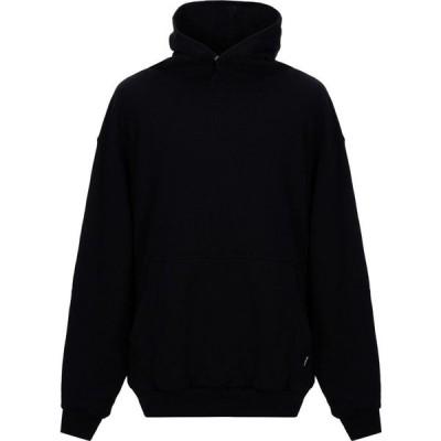 バレンシアガ BALENCIAGA メンズ スウェット・トレーナー トップス leisurewear Black