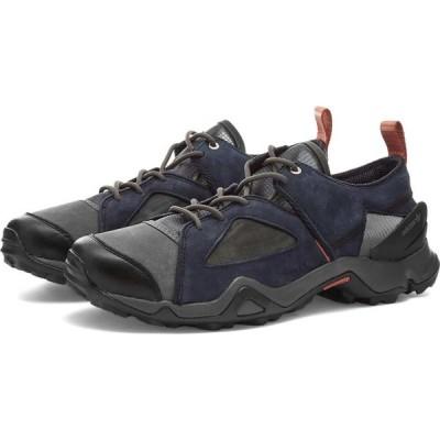 アディダス Adidas Consortium メンズ スニーカー シューズ・靴 adidas x oamc type 0-4 Dark Grey/Navy Black