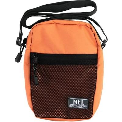 [メイ] ショルダーバッグ ONE MILE CASE ワンマイルケース MEI-000-190021 オレンジ