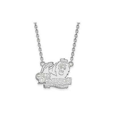 Old Dominion ラージ (3/4 Inch) ペンダント w/ネックレス (Sterling Sliver)(海外取寄せ品)