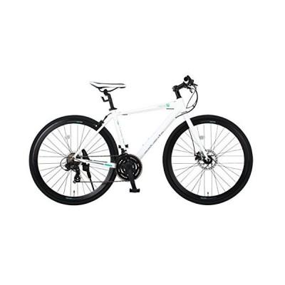 NEXTYLE ネクスタイル CNX-7021-DC クロスバイク 自転車 ディスクブレーキ シマノ製21段変速 アルミ 700c 27インチ 700c (