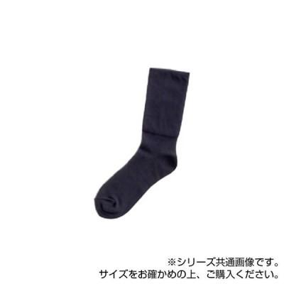 adjust アジャスト ソックス ASN Mサイズ 23〜25cm ブラック