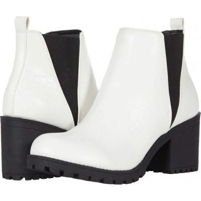 ダーティーランドリー Dirty Laundry レディース シューズ・靴 Lisbon White Croco