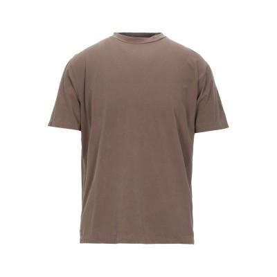 マジェスティック MAJESTIC FILATURES T シャツ カーキ M コットン 94% / ポリウレタン 6% T シャツ