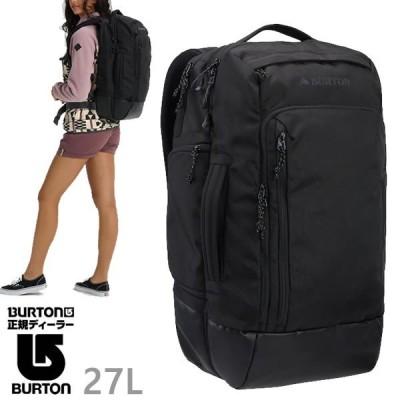 バートン リュック BURTON  MULTIPATH 27L Travel BAG  True Black Ballistic  バックパック バッグ BURTON 日本正規品
