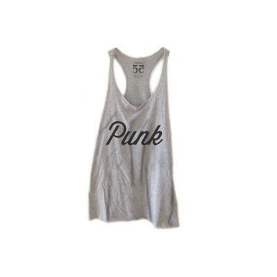 Tシャツ レディース 海外セレクション Women's Fifty5 Clothing Punk Vintage Racerback Tank Top Heather Grey