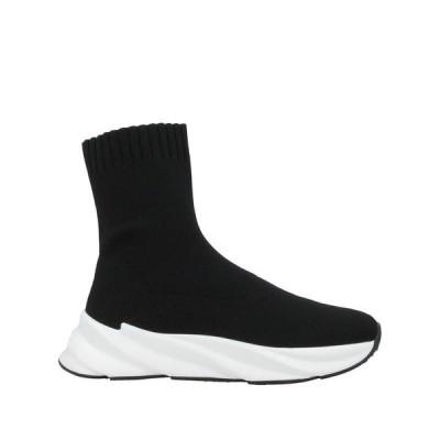 ELENA IACHI ショートブーツ  レディースファッション  レディースシューズ  ブーツ  その他ブーツ ブラック
