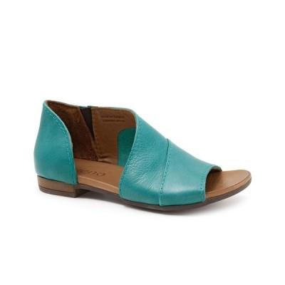 ブエノ サンダル シューズ レディース Women's Tanner Sandals Turquoise