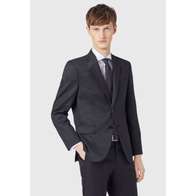 ボス ジャケット&ブルゾン メンズ アウター JECKSON - Blazer jacket - dark grey