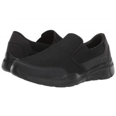 SKECHERS スケッチャーズ メンズ 男性用 シューズ 靴 スニーカー 運動靴 Equalizer 3.0 Bluegate - Black/Black
