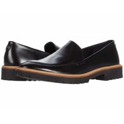 ECCO エコー レディース 女性用 シューズ 靴 ローファー ボートシューズ Incise Tailored Loafer Black【送料無料】
