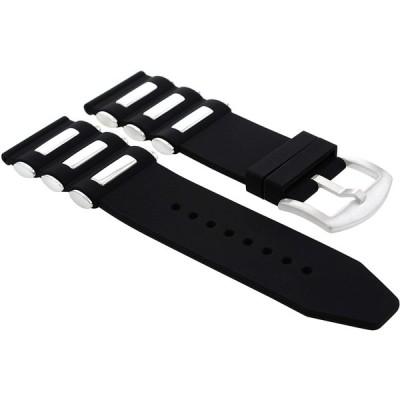 26 mmシリコンゴムDiver Band Strap for Invicta Excursion 18202ブラック# 21r 並行輸入品