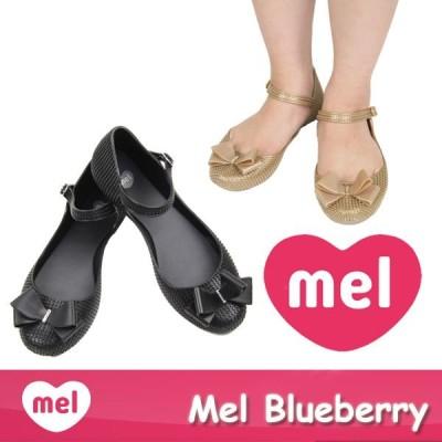 メル Mel Shoes by Melissa  メル ブルーベリー Mel Blueberry Bow Sandal  レディース ラバーサンダル[AA]