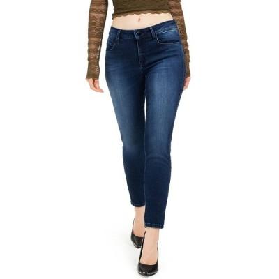 ゲス デニムパンツ ボトムス レディース Mid-Rise Curvy Jeans Cumberland