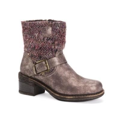 ムクルクス ブーツ&レインブーツ シューズ レディース Women's Lois Boots Copper