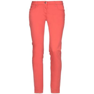 BETTY BLUE パンツ レッド 25 コットン 98% / ポリウレタン 2% パンツ