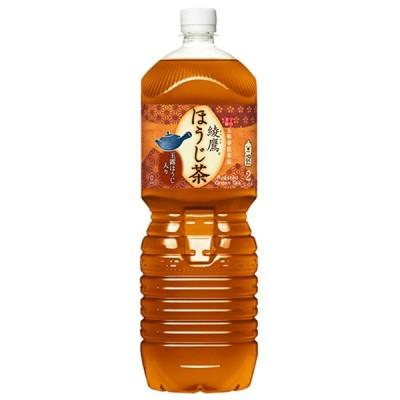 1ケース コカ・コーラ 綾鷹 ほうじ茶 PET 2L お茶 飲料 飲み物 ソフトドリンク ペットボトル 6本×1ケース 買い回り 買い周り 買いまわり ポイント消化