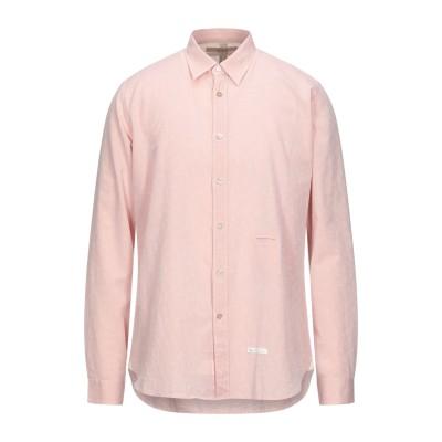 DNL シャツ ピンク 42 コットン 100% / ナイロン シャツ