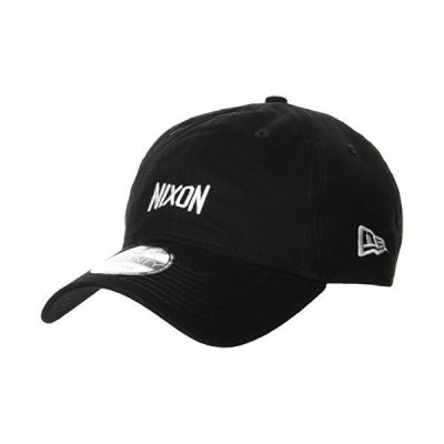 [ニクソン] キャップ APOLLO STRAPBACK ブラック