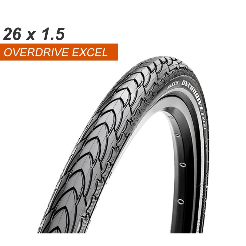 MAXXIS OVERDRIVE EXCEL 26*1.5 防刺外胎[03003659]