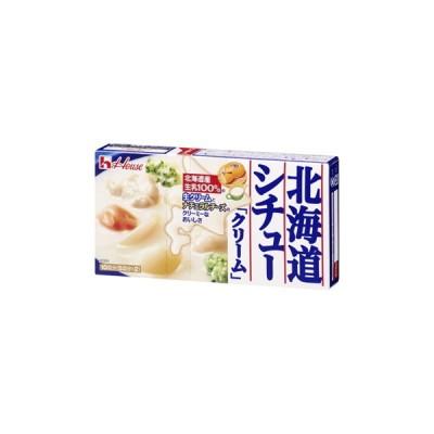 ハウス食品 ハウス  北海道シチュー  クリーム  180g  x  10