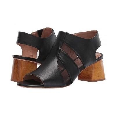 Bernardo バーナード レディース 女性用 シューズ 靴 ヒール Bailey Bootie - Black Tumbled Glove