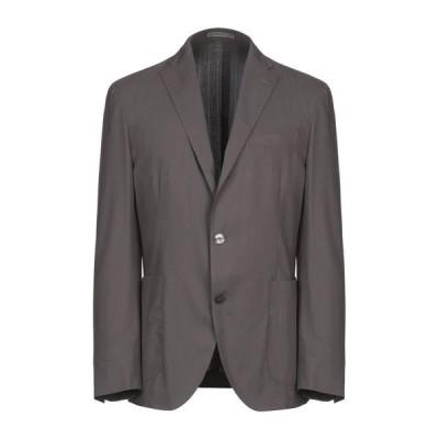 DOVER テーラードジャケット ファッション  メンズファッション  ジャケット  テーラード、ブレザー 鉛色