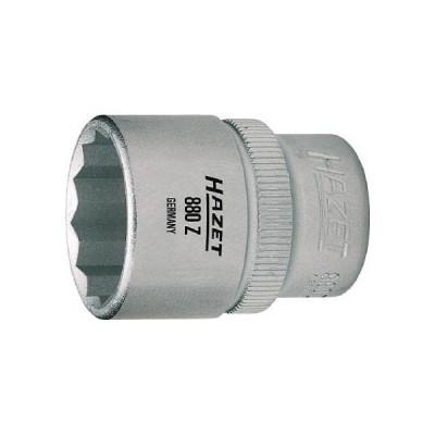 HAZET ソケットレンチ(12角タイプ・差込角9.5mm) 24 x 16 x 18 mm 1