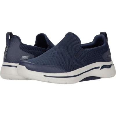 スケッチャーズ SKECHERS Performance メンズ スニーカー シューズ・靴 Go Walk Arch Fit - Togpath Navy/Grey